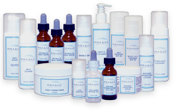 Prasad Medical Skin Care Products