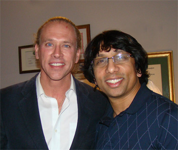 Drs. Charles Runels and Amiya Prasad