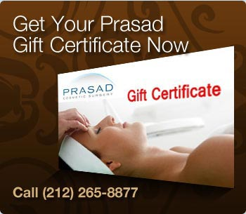 Prasad Gift Certificate
