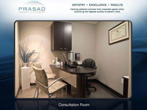 Dr Prasad's Consultation room in NYC New York