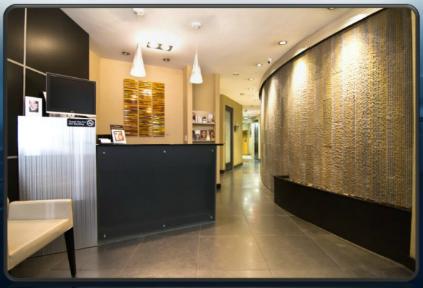 Prasad Cosmetic Surgery Manhattan New York City Office reception area