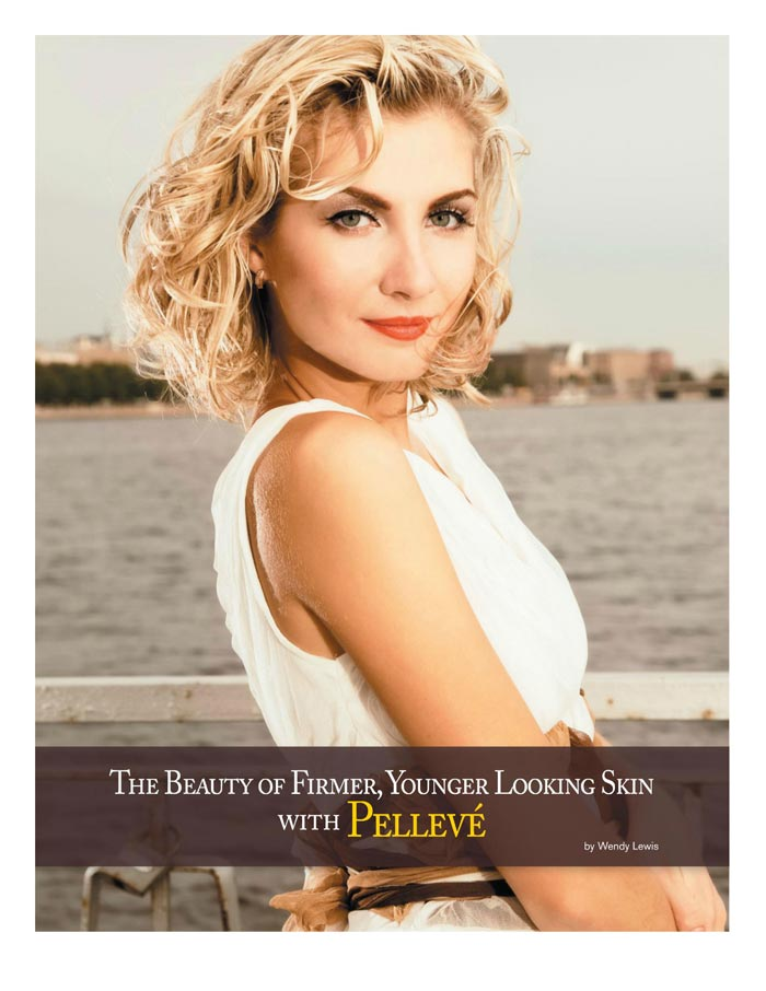 Pelleve Skin Tightening model