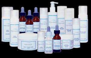 Prasad's medical grade products