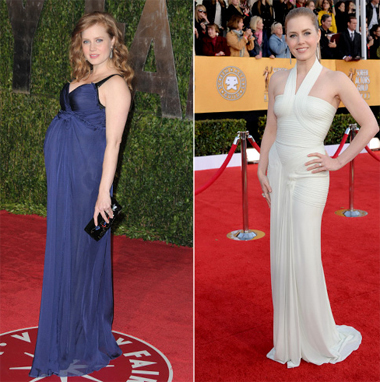 Amy Adams Before and After Child