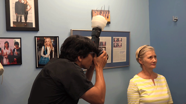 Dr. Amiya Prasad's passion for filmmaking and photography help him and his results stand out