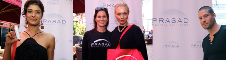 hollywood artists bought prasad medical skincare