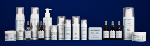 Prasad Medical Skin Care Products