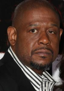 Oscar Winner Forest Whitaker - Unilateral Ptosis