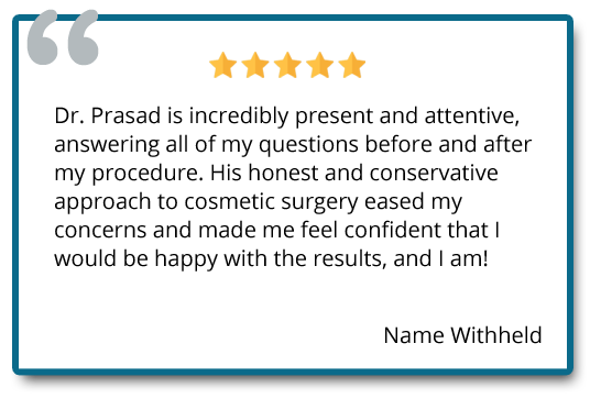 patient review on consultation